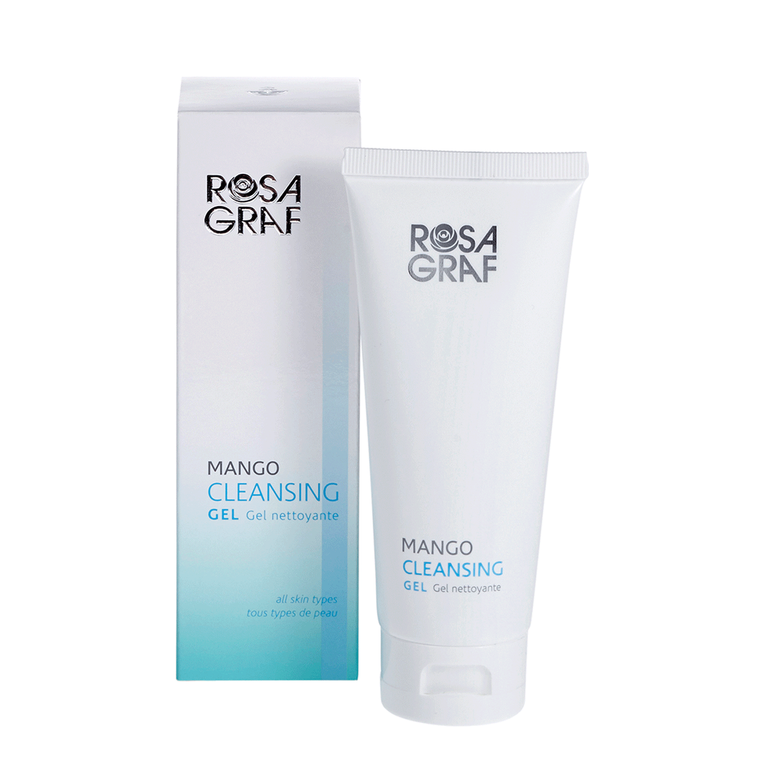 ROSA GRAF Mango Cleansing Gel