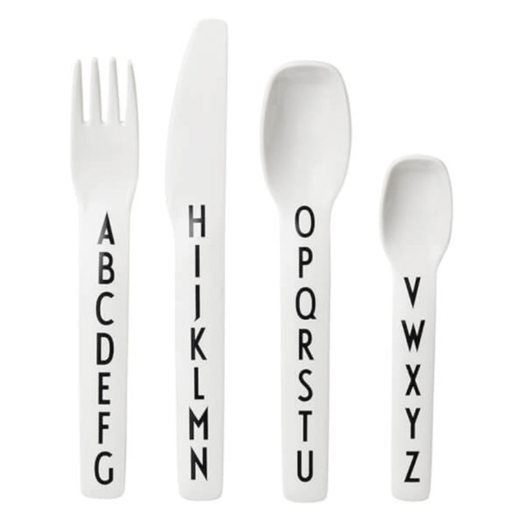 Alphabet Cutlery Set