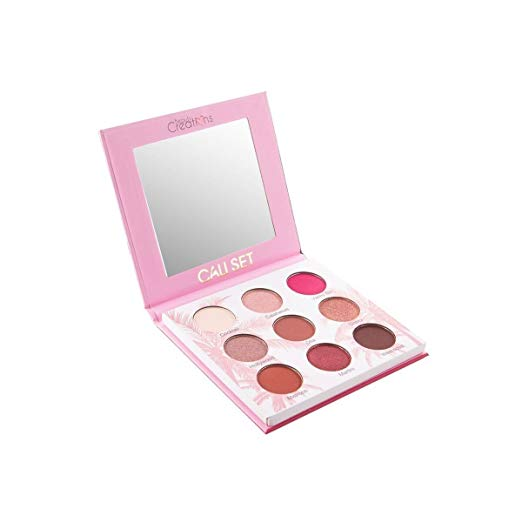 BEAUTY CREATIONS Cali Set Eyeshadow Palette - Angie&Ash