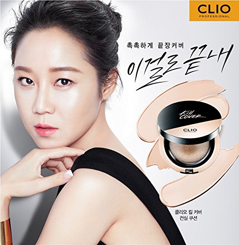 CLIO Kill Cover Conceal Cushion (One Refill Included) - Angie&Ash