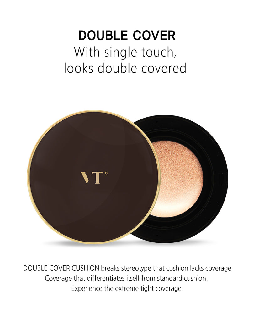 VT Double Cover Cushion - Angie&Ash