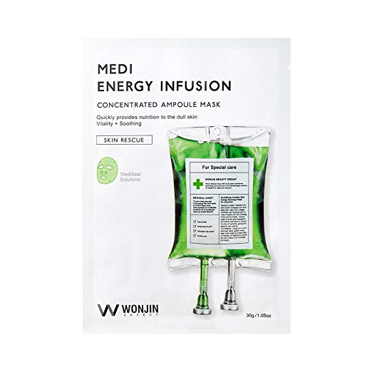WONJIN EFFECT Medi Energy Infusion Mask