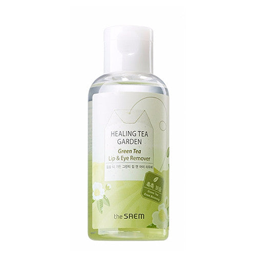 The SAEM Green Tea Lip & Eye Remover