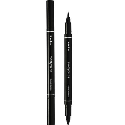 Line Plus Waterproof Dual Pen Eyeliner - Angie&Ash
