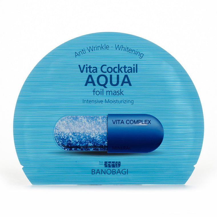 BANOBAGI Vita Cocktail Aqua Foil Mask