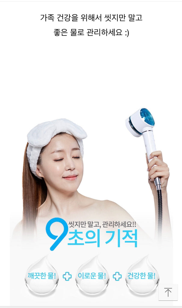 ION SPA Ironic Filtration Shower Head - Angie&Ash