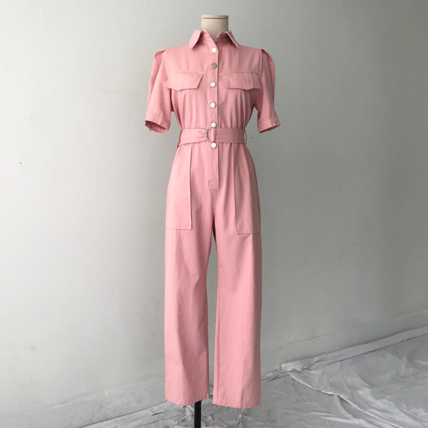 Angel Cotton Jumpsuit_ 2 Colors