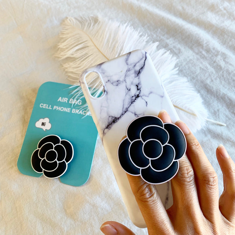 Camellia Phone Bracket - Pop Socket - Angie&Ash