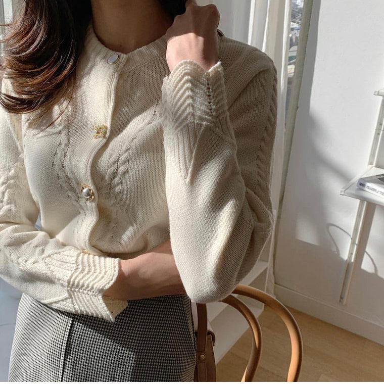 Powder Cardigan by The Imagine