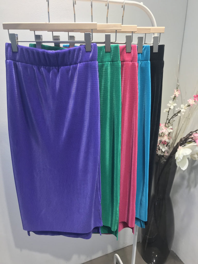 Pop Color Classic Skirt - Angie&Ash