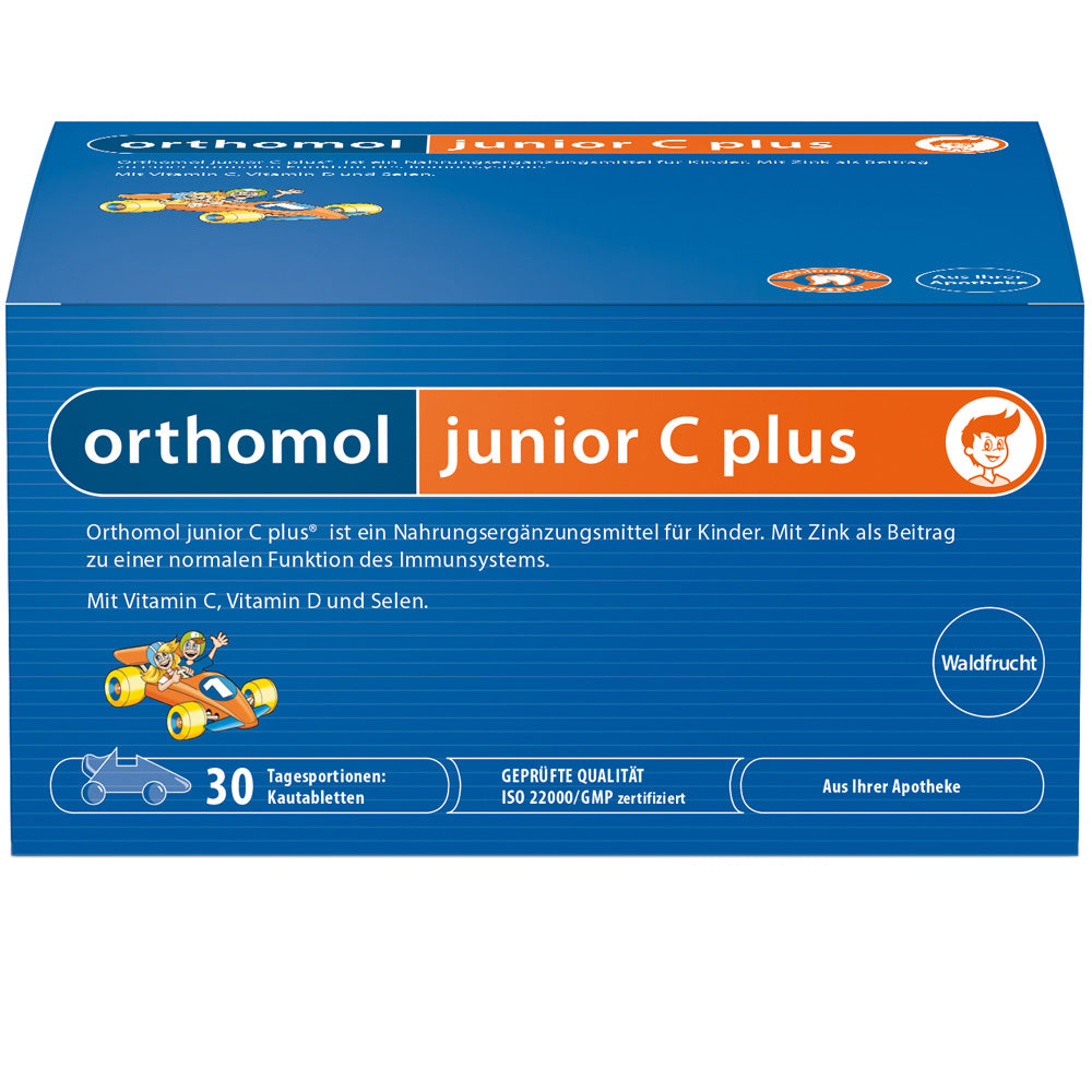 Orthomol Junior C Plus - Angie&Ash