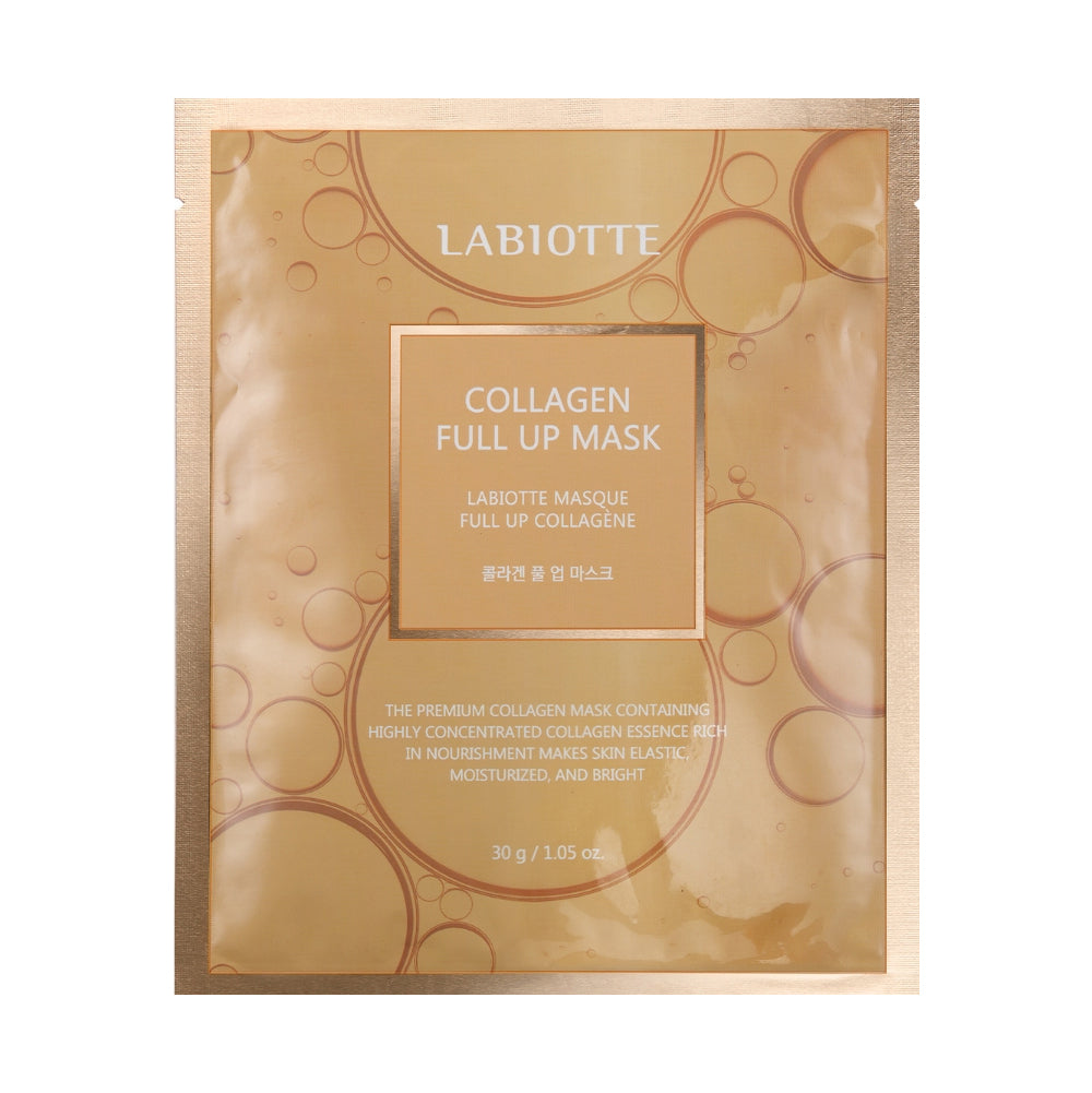 LABIOTTE Collagen Full Up Mask Sheet - Angie&Ash