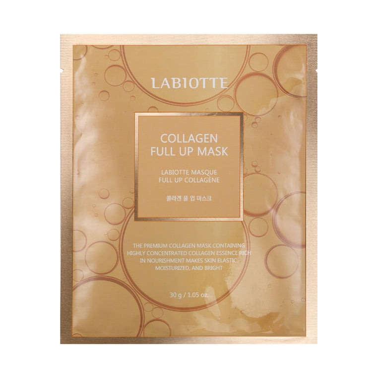 LABIOTTE Collagen Full Up Mask Sheet