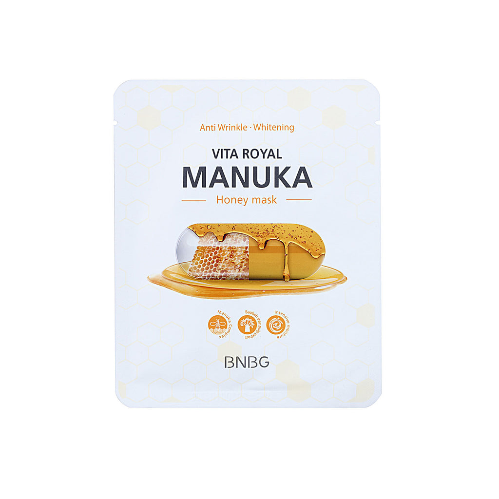 BNBG Vita Roya Manuka Honey Mask - Angie&Ash