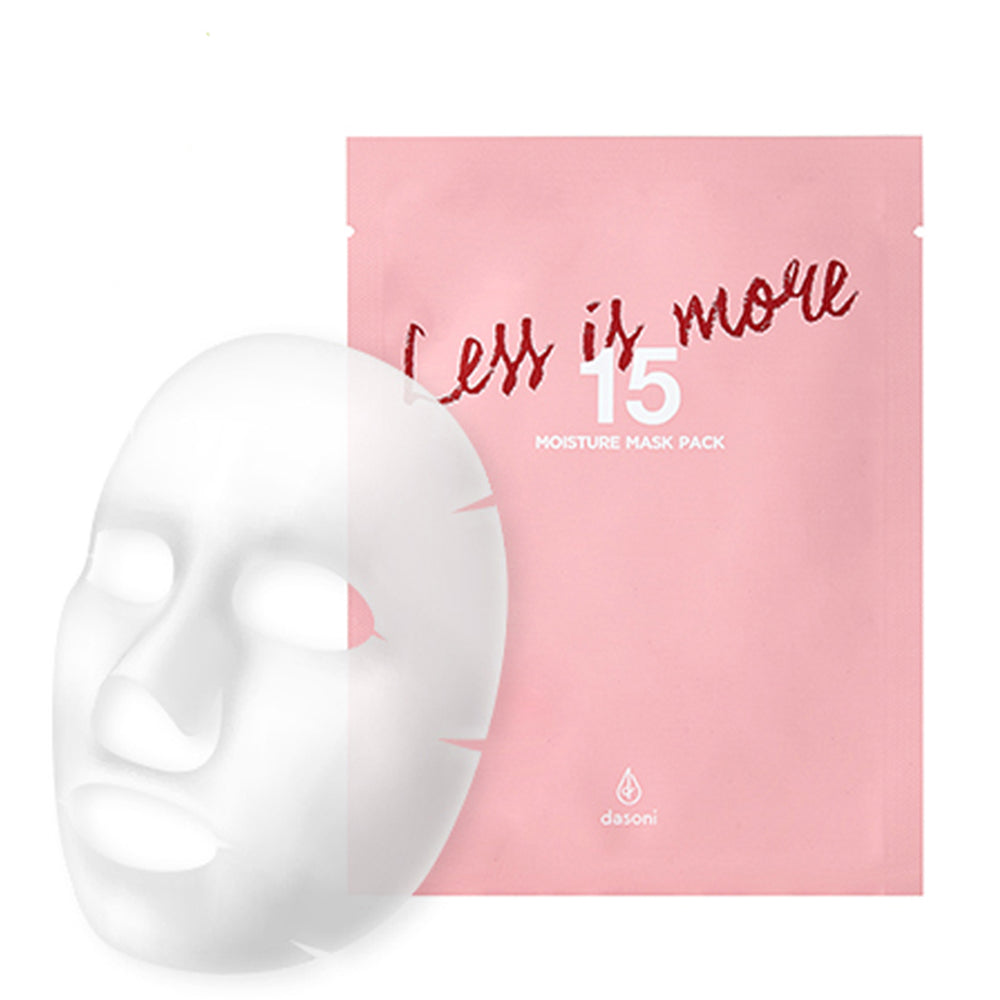 DASONI Less Is More 15 Moisture Mask - Angie&Ash