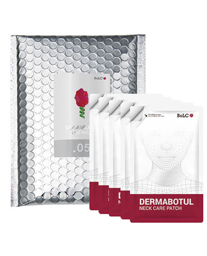 DERMABOTUL Neck Care Patch