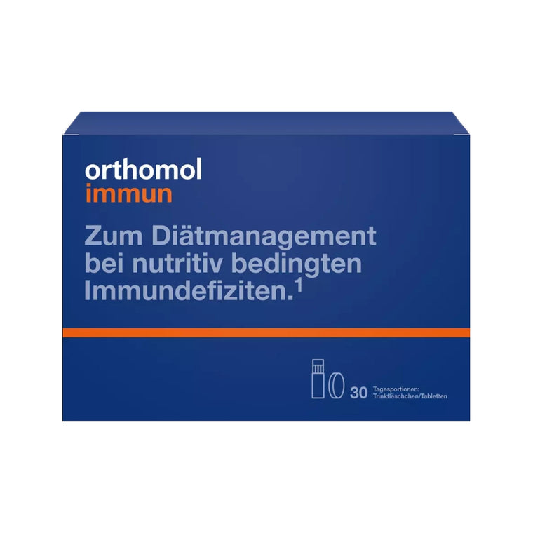 Orthomol Immun 30 Days_Germany