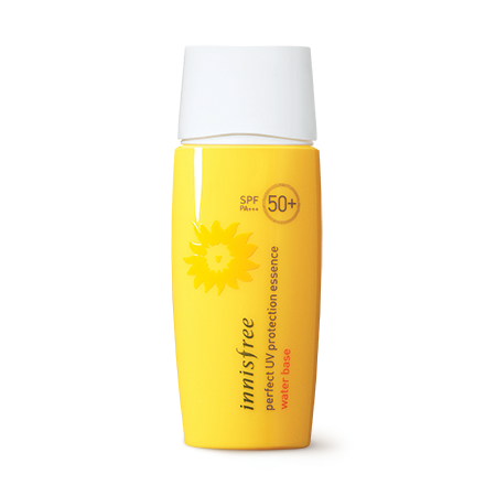 Innisfree Perfect UV Protection Essence Water Base SPF50+ PA+++ - Angie&Ash