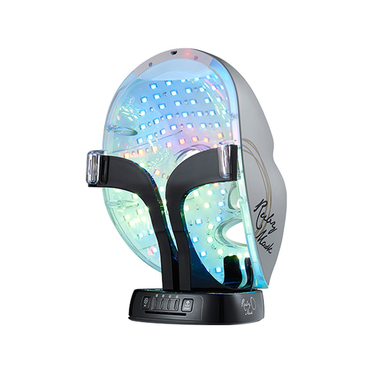 RUBY MASK_Premium LED Light Therapy Mask