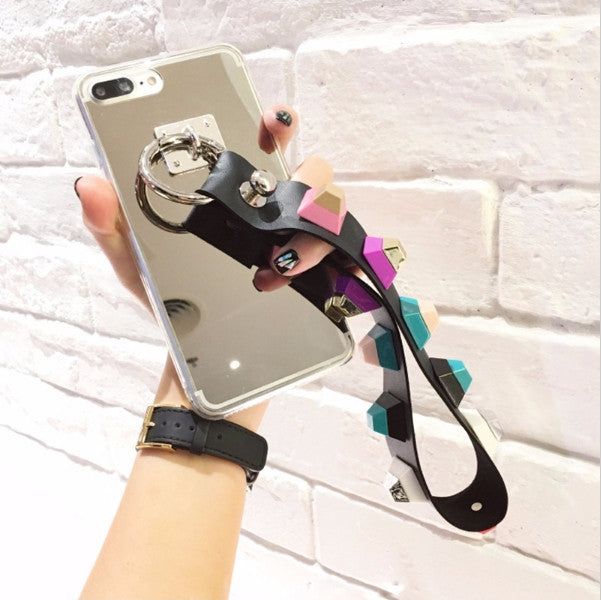 Fashion Strap iPhone Case - Angie&Ash