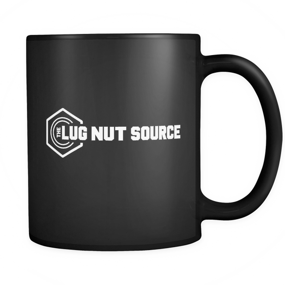 The Lug Nut Source Coffee Mug - [Whiteline] - The Lug Nut Source