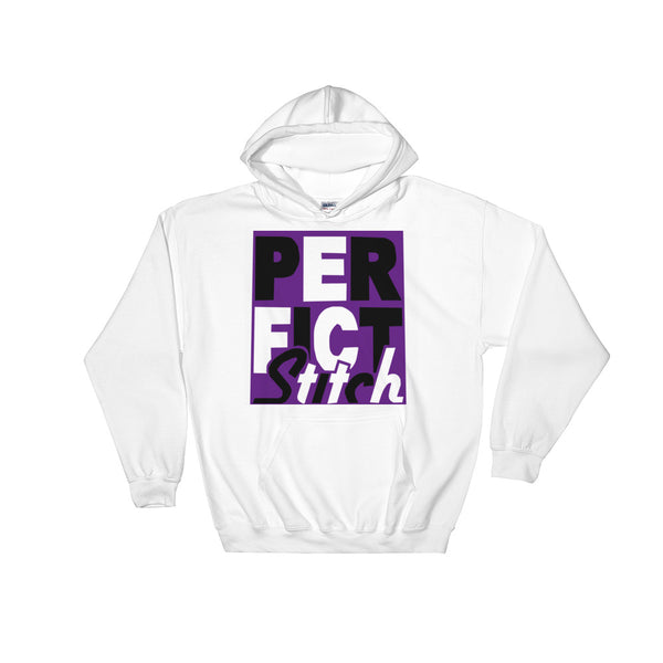 Court Purple Hooded Sweatshirt