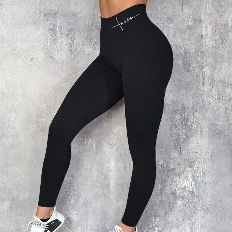 Sports Leggings High Waist