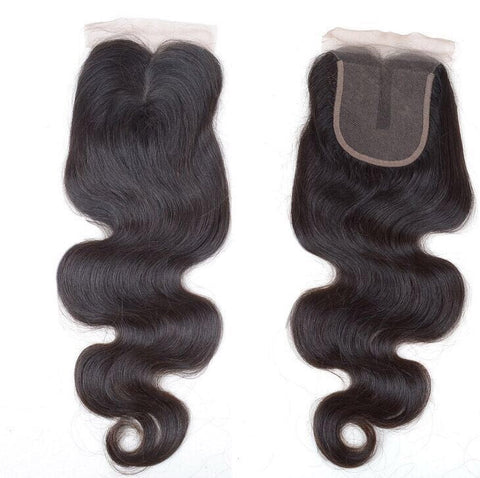 Posh Wavy Closure