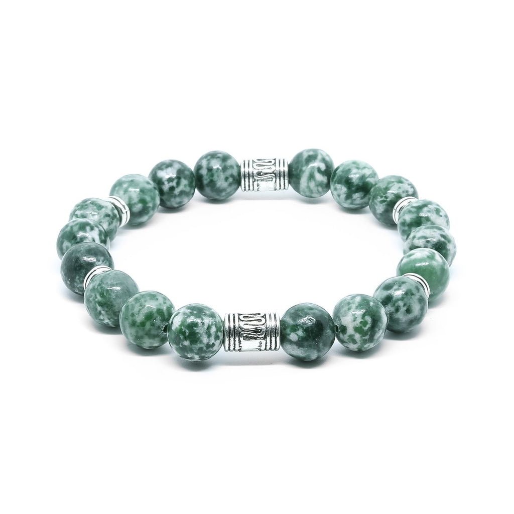 GREEN SPOT JASPER - Headless Nation