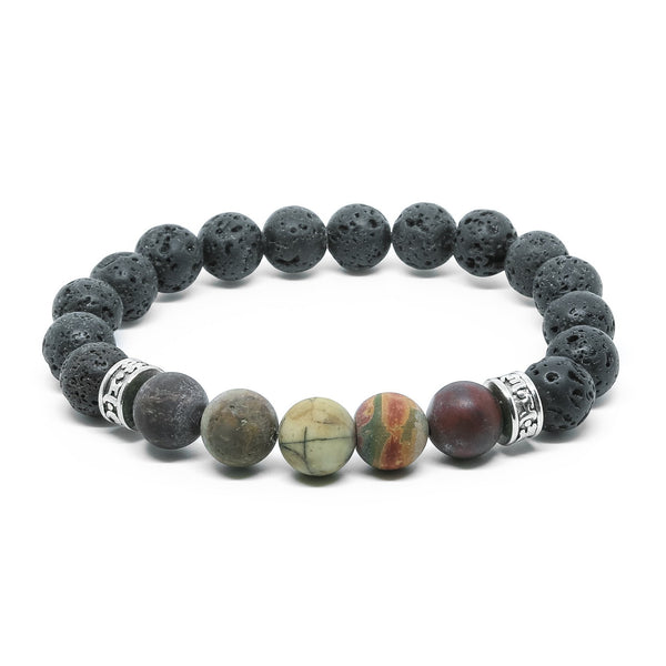 PICCASSO JASPER & LAVA STONE - Headless Nation