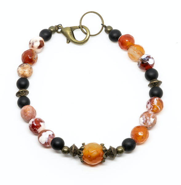 BLACK FIRE BRACELET - Headless Nation
