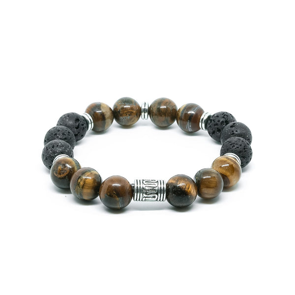 TIGERS EYE & LAVA STONE - Headless Nation