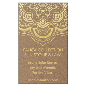 SUNSTONE & LAVA STONE - Headless Nation