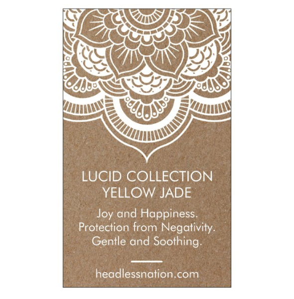 YELLOW JADE - Headless Nation