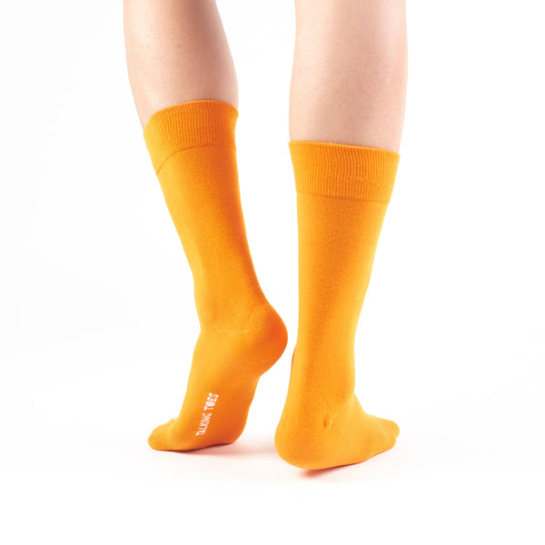 Marigold Yellow Basics - Talking Toes