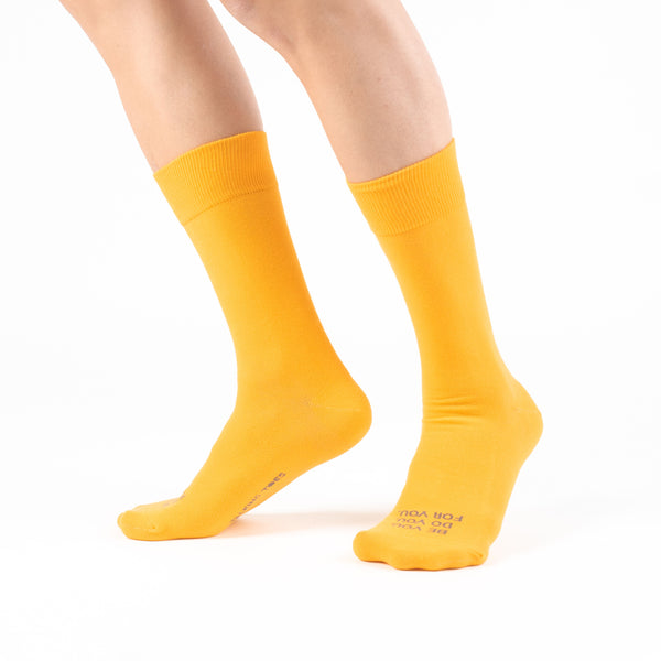 Cyber Yellow Basics - Talking Toes