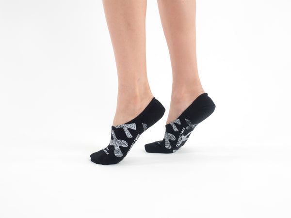 Face Your Fears No-show Socks
