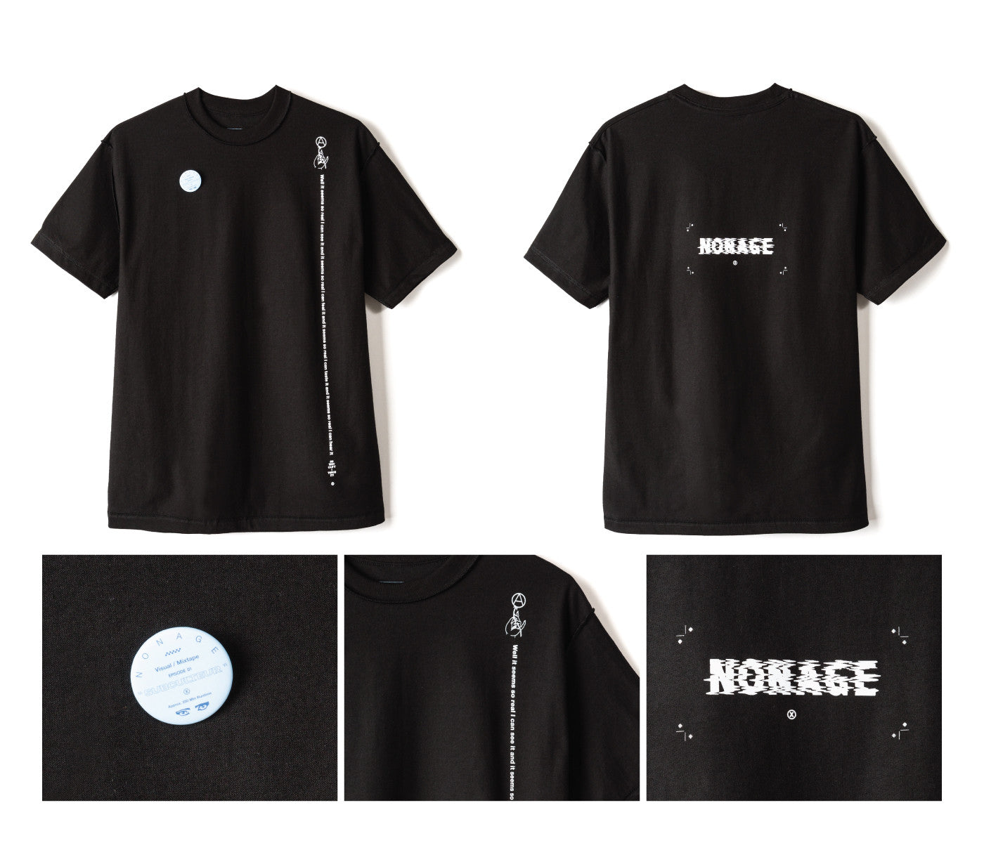 NONAGE Episode 1 'BUZZ' Tee