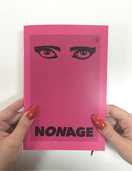 NONAGE Episode 1 'SUBCULTEUR' Booklet