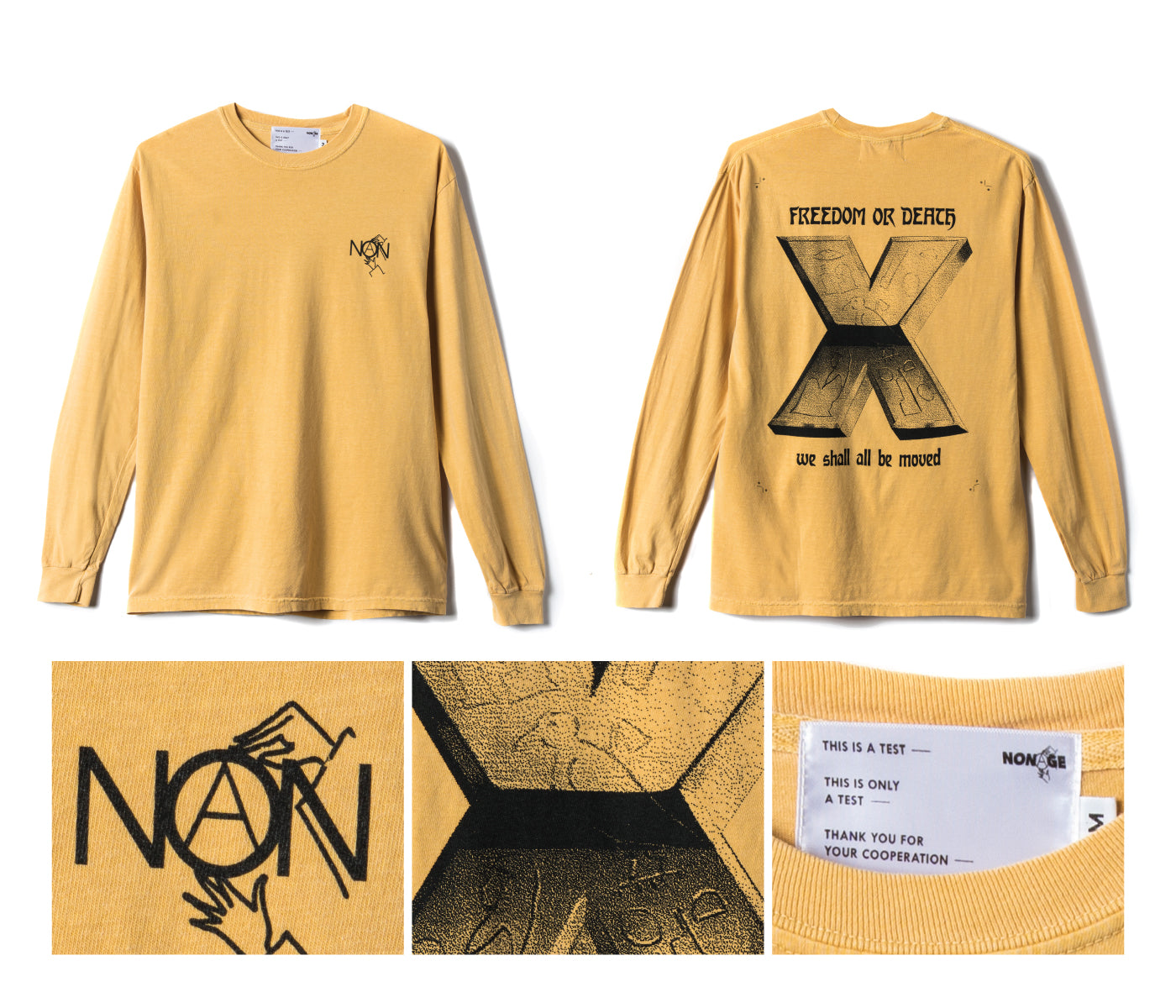 NONAGE Episode 1 'XXX' Tee
