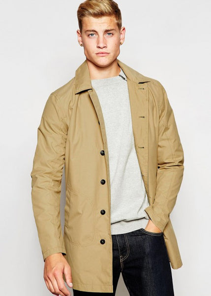 Lightweight Overcoat