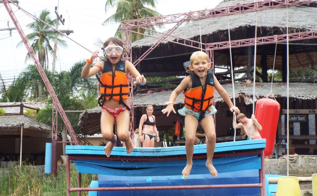 Top 12 Family-friendly Activities in Koh Phangan