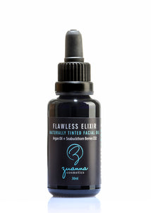 Flawless Elixir - Naturally Tinted Facial Oil - Zuanna