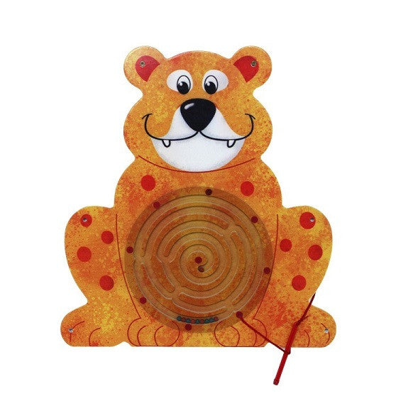 Bear Maze wall panel - Toy Giant