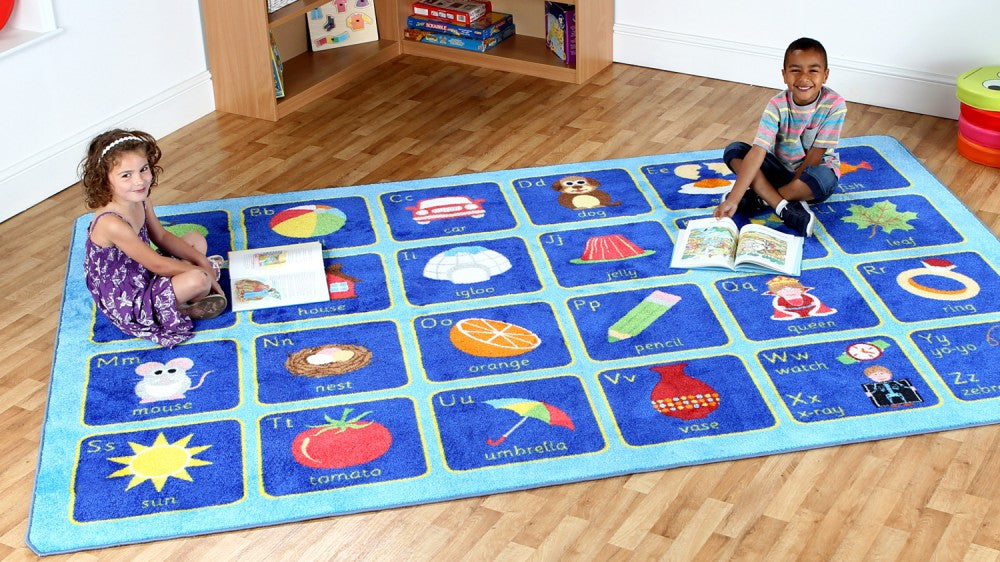 Alphabet Carpet - Toy Giant