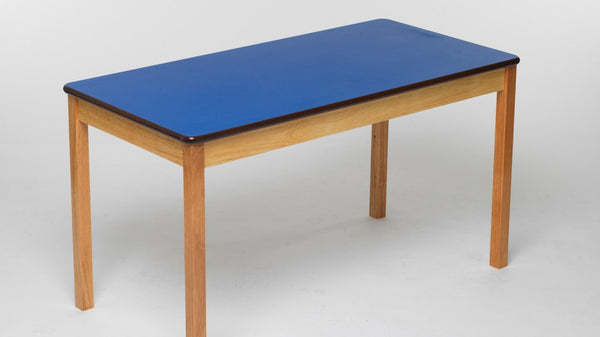 Tuf Class Rectangular Blue Table - Toy Giant