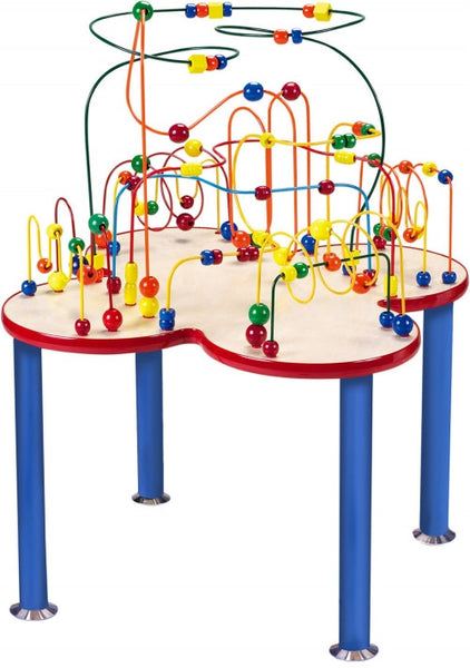 Fleur rollercoaster table - Toy Giant
