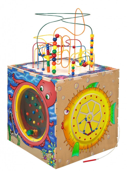 Sealife Play Cube - Toy Giant