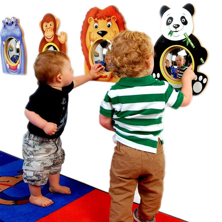 Animal wall mirrors - Toy Giant