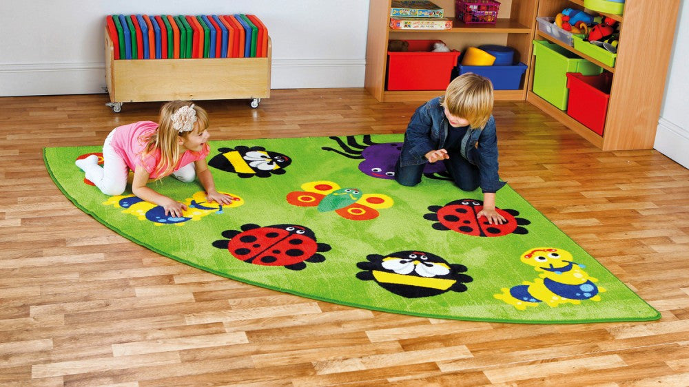 Back to Nature Corner placement mat 2x2M - Toy Giant